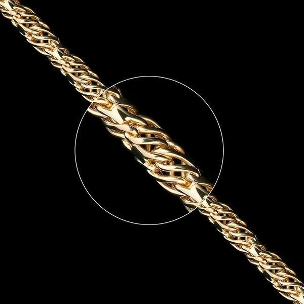 Золотая цепь плетение лорд
